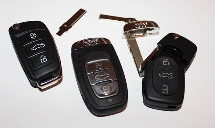 Audi Oto Anahtar