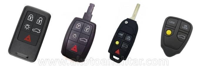 Volvo Oto Anahtar